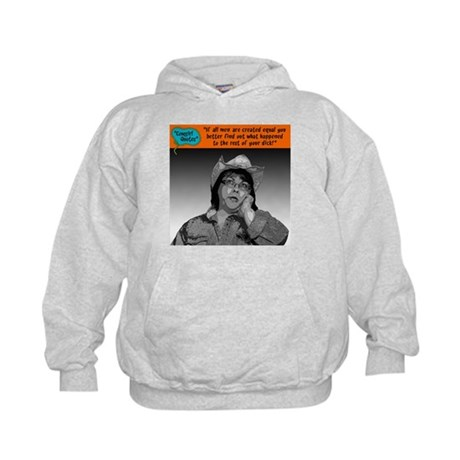 If all men are created equal... Kids Hoodie