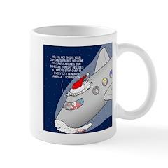 Santa Airlines Mug