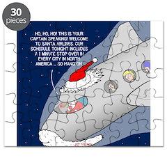 Santa Airlines Puzzle