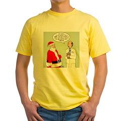 Santa's Tummy Tuck T