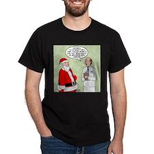 Santa's Tummy Tuck T-Shirt