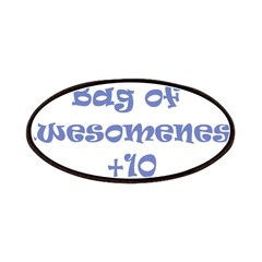 T-shirt of Awesomeness Patches