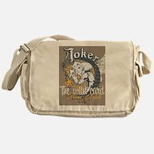 Funny Joker Messenger Bag