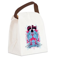 God Sent Canvas Lunch Bag