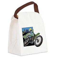Biker Zooom Canvas Lunch Bag