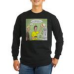 KNOTS Maple Syrup Long Sleeve Dark T-Shirt