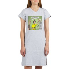 KNOTS Maple Syrup Women's Nightshirt
