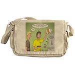 KNOTS Maple Syrup Messenger Bag
