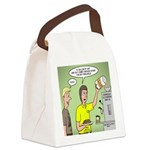 KNOTS Maple Syrup Canvas Lunch Bag