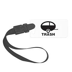 Trailer Trash Luggage Tag