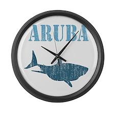 Aruba Large Wall Clock