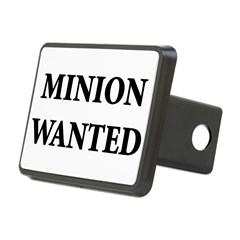 Minion Wanted Hitch Cover
