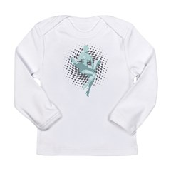 Mechanized Marilyn Long Sleeve Infant T-Shirt