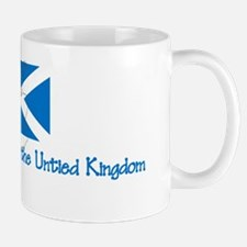 Strong Supporter of the Untied Kingdom Mug