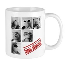 the Usual Suspects Mug