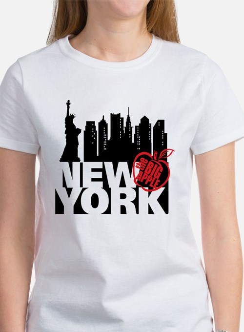 New york t shirts shirts tees custom new york clothing for Nyc custom t shirts