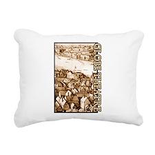 Globe3-pillow.jpg Rectangular Canvas Pillow