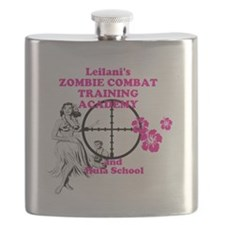 Hula Boot Camp Flask