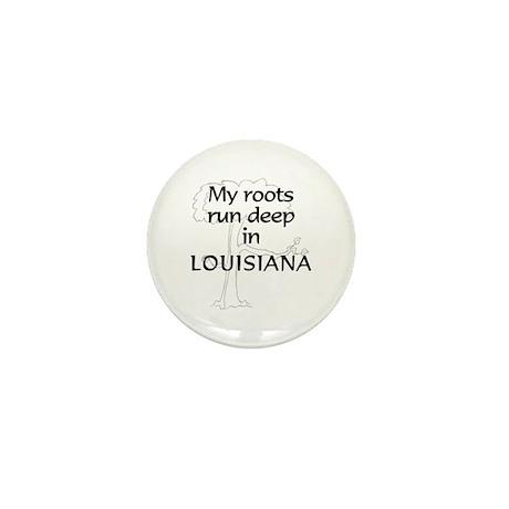 Louisiana Roots Mini Button (10 pack)