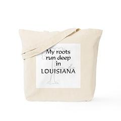 Louisiana Roots Tote Bag