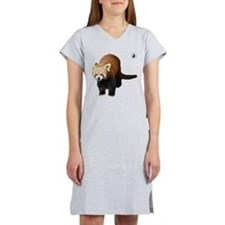 Red Panda Women's Nightshirt