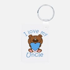 I love my Uncle Keychains