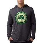 cantget.png Mens Hooded Shirt