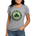cantget.png Womens Tri-blend T-Shirt