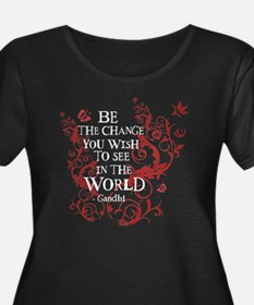Be the Change - Red Vine T