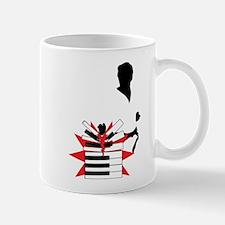 Karate Piano Key Smash Mug