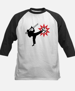 Karate and Music together in one image! Tee