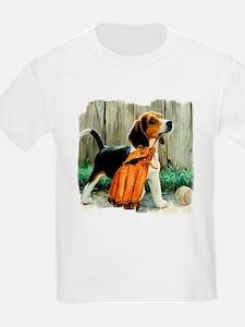 Beagle & Baseball 2 T-Shirt