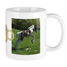 Mug with Gypsy Foal