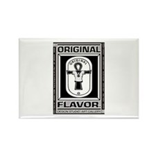 Original Flavor® Logowear Rectangle Magnet
