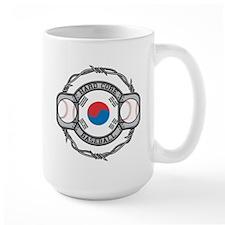 Korean Baseball Mug