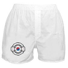 Korean Baseball Boxer Shorts