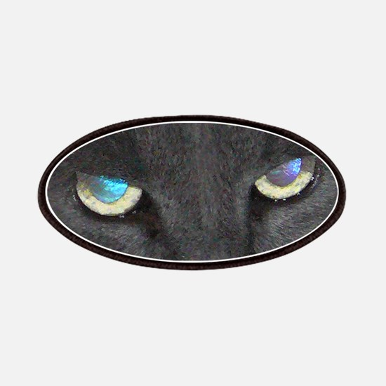 Unique Cat w/ Cool Eyes Patches