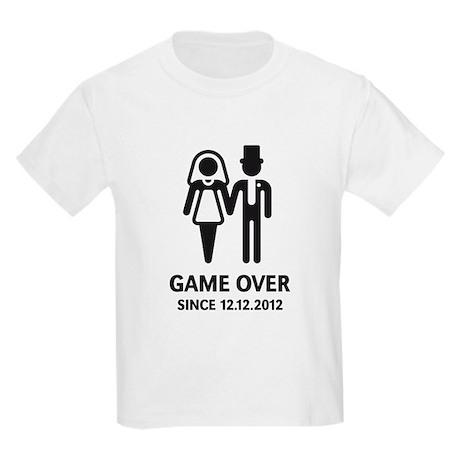 Game Over Since 12.12.2012 (Wedding / Marriage) Ki