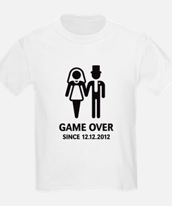 Game Over Since 12.12.2012 (Wedding / Marriage) Ki