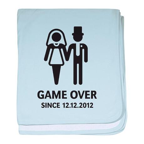 Game Over Since 12.12.2012 (Wedding / Marriage) ba