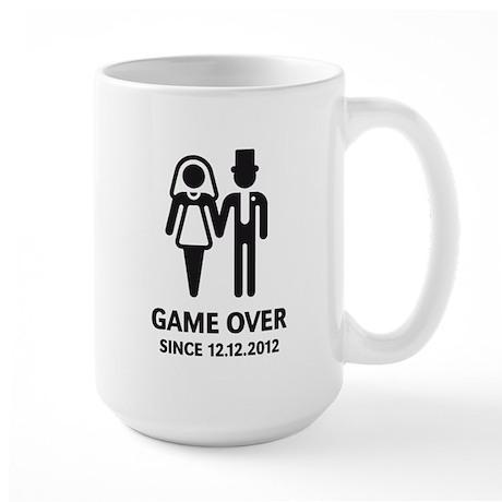 Game Over Since 12.12.2012 (Wedding / Marriage) La