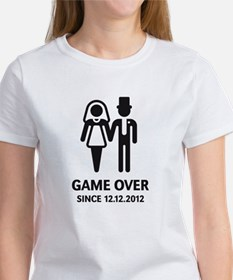 Game Over Since 12.12.2012 (Wedding / Marriage) Wo
