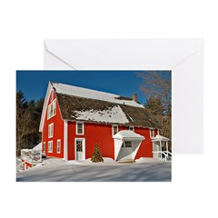 NEW! Kinhaven Holiday Greeting Cards (Pk of 10)