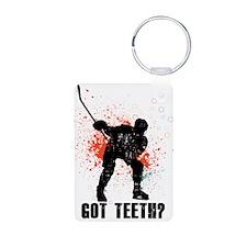 Got teeth? Keychains
