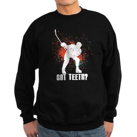 Got teeth? Sweatshirt (dark)