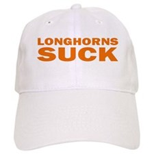 Funny Texas state university Baseball Cap