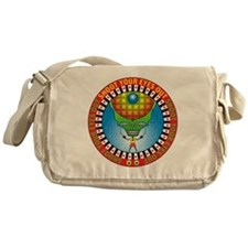 Shoot Your Eyes Out Messenger Bag