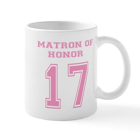 Matron of Honor '07 Mug