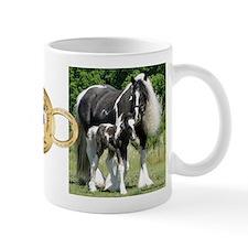Gypsy Mare and Colt Mug