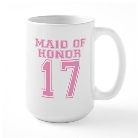 Maid of Honor '07 Large Mug